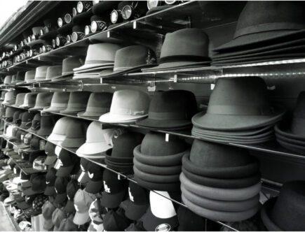Motherhood hats